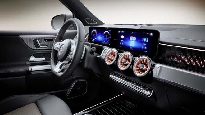 Mercedes-Benz EQB trình làng, SUV thuần điện sở hữu cấu hình 7 chỗ đầy tiện nghi - 6