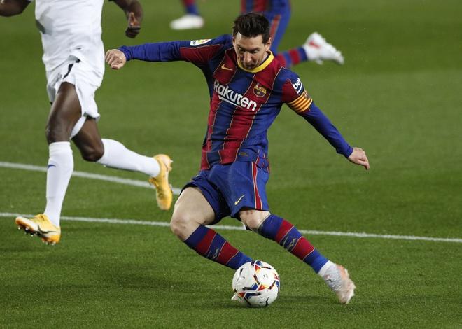 Messi lập kỷ lục ghi bàn mới cho Barca, quá xứng đáng điểm 10 tuyệt đối - 1