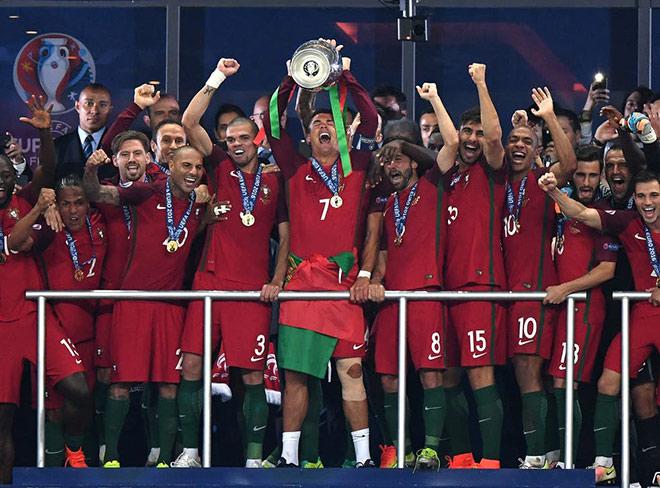 """Siêu sao Ronaldo, Bồ Đào Nha đấu bảng """"Tử thần"""" mơ giữ ngôi vương EURO - 1"""