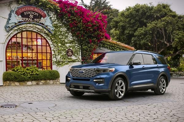 Bảng giá xe Ford 4/2021: Giá niêm yết, lăn bánh các dòng xe Ford hiện nay - 3