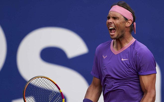 Trực tiếp tennis Barcelona Open: Rublev bất ngờ thua sốc - 1