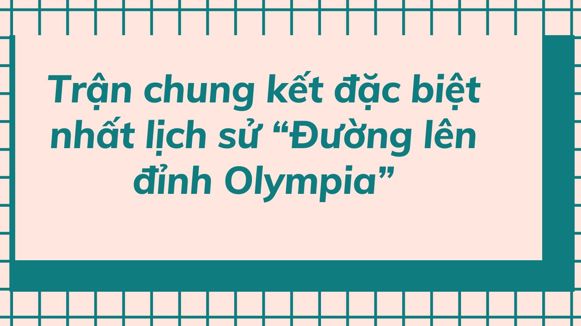 Chàng trai gây tiếc nuối nhất chung kết Olympia 12 năm trước giờ ra sao? - 3