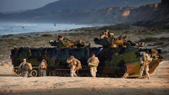 Mỹ lo ngại những tổn thất khổng lồ khi xảy ra chiến tranh với Trung Quốc - 1