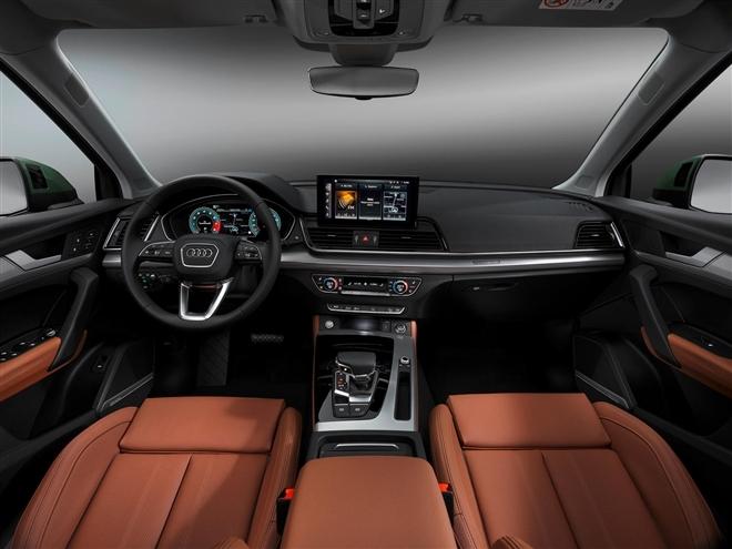 Audi Q5 phiên bản nâng cấp xuất hiện tại Hà Nội - 4