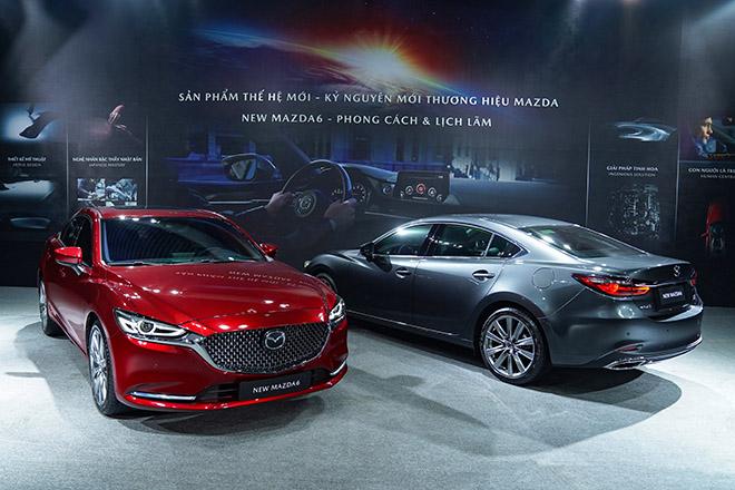 Giá xe Mazda6 lăn bánh tháng 4/2021, rẻ nhất 889 triệu đồng - 8