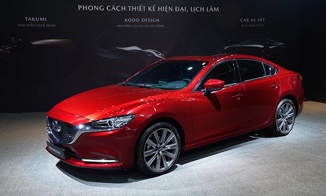 Giá xe Mazda6 lăn bánh tháng 4/2021, rẻ nhất 889 triệu đồng - 7