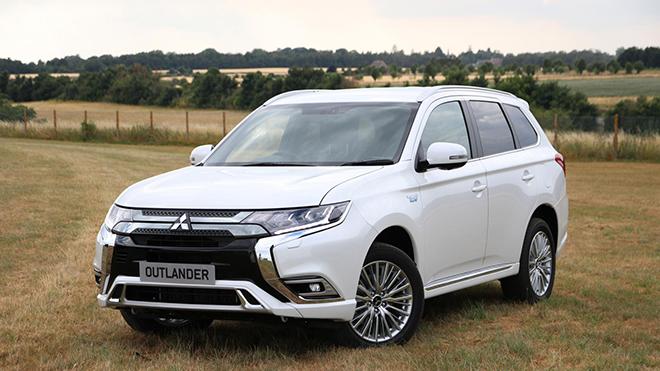 Giá xe Mitsubishi Outlander lăn bánh tháng 4/2021 - 1