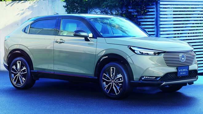 Honda HR-V 2021 chính thức mở bán, giá quy đổi từ 487 triệu đồng - 6