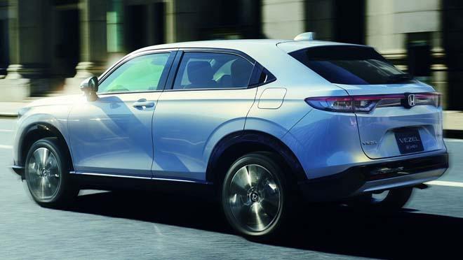 Honda HR-V 2021 chính thức mở bán, giá quy đổi từ 487 triệu đồng - 7