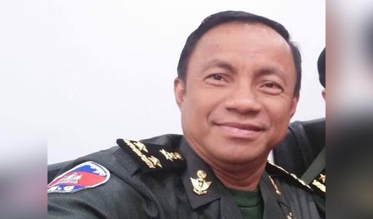 Covid-19: Thêm một tướng Campuchia bị tước quân hàm - 1