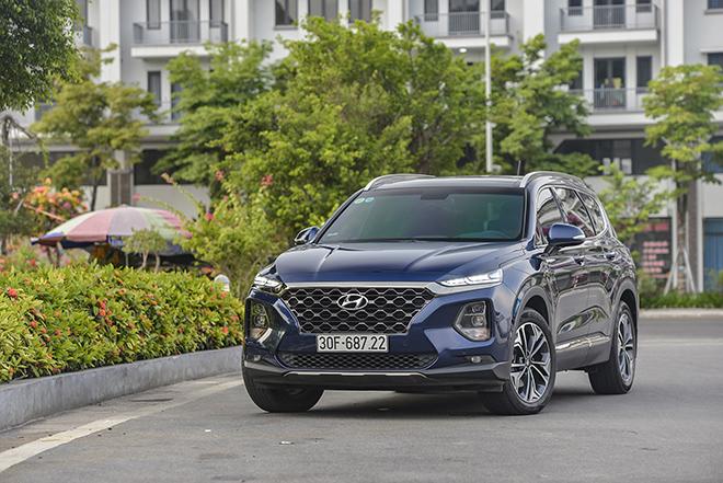 Đánh giá Hyundai SantaFe sau hơn 50.000km sử dụng - 3