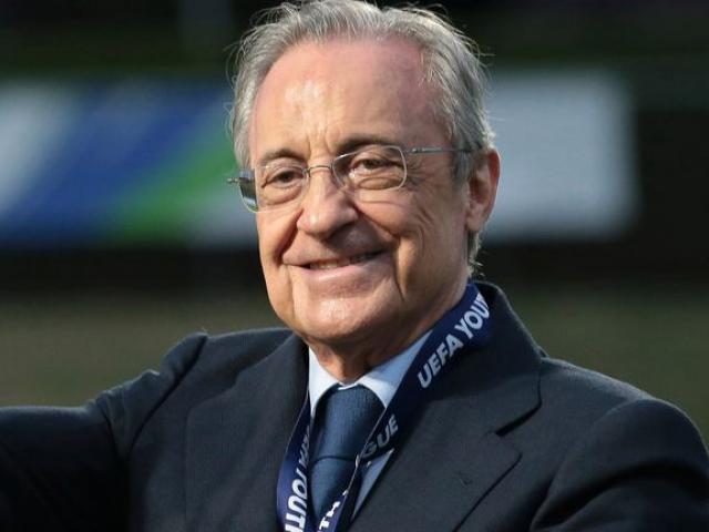 """Ông trùm"" Perez phủ nhận Super League mất 3,5 tỷ bảng, dễ thắng kiện UEFA"