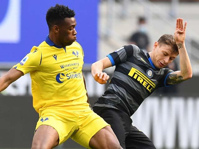 Video Inter Milan - Hellas Verona: Thay người đỉnh cao, cựu SAO MU tỏa sáng - 1