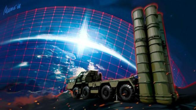 Báo mạng Trung Quốc kinh ngạc trước sức mạnh hệ thống tên lửa S-500 của Nga - 1