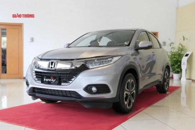 Honda HR-V ưu đãi đến 120 triệu đồng, chạy đua doanh số - 1