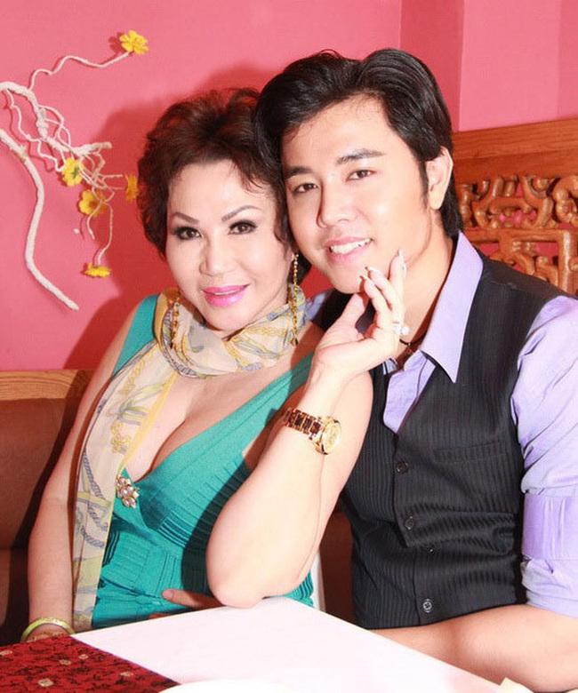 """Vũ Hoàng Việt không ngần ngại khẳng định Yvonne chính là """"tình yêu đích thực"""" của đời mình."""