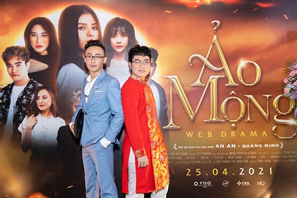 Buổi ra mắt và công chiếu Web Drama Ảo Mộng thành công ngoài dự đoán và thu hút nhiều khán giả - 1
