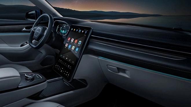Hãng công nghệ Huawei lấn sân vào ngành sản xuất ô tô điện - 5