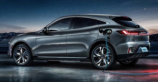 Hãng công nghệ Huawei lấn sân vào ngành sản xuất ô tô điện - 4