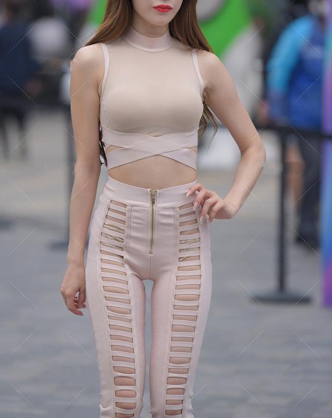 Kiểu quần dễ khiến người đẹp mấy cũng bị chê vô duyên - 1