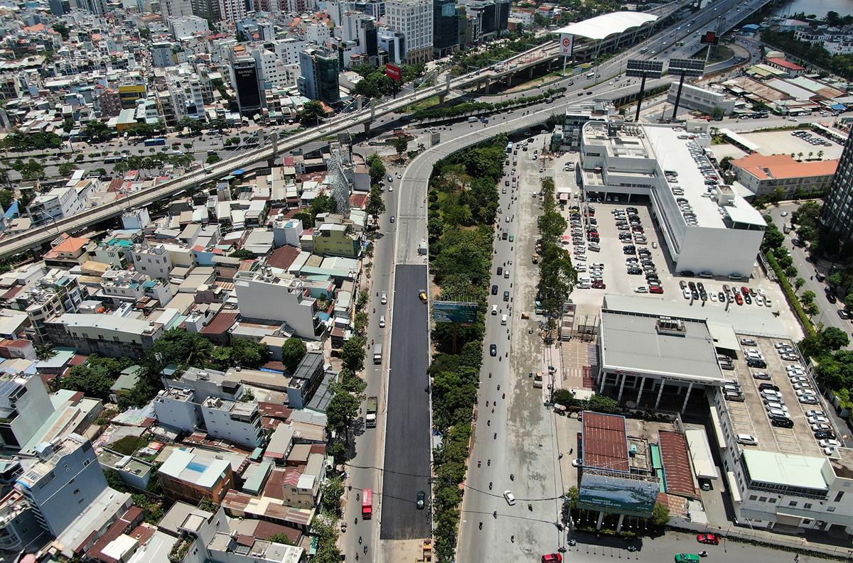 """""""Rốn ngập"""" ở Sài Gòn trước ngày hoàn thành sửa chữa - 7"""