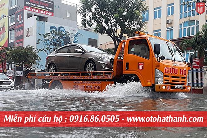Hà Thành Garage cứu hộ ô tô miễn phí - 1