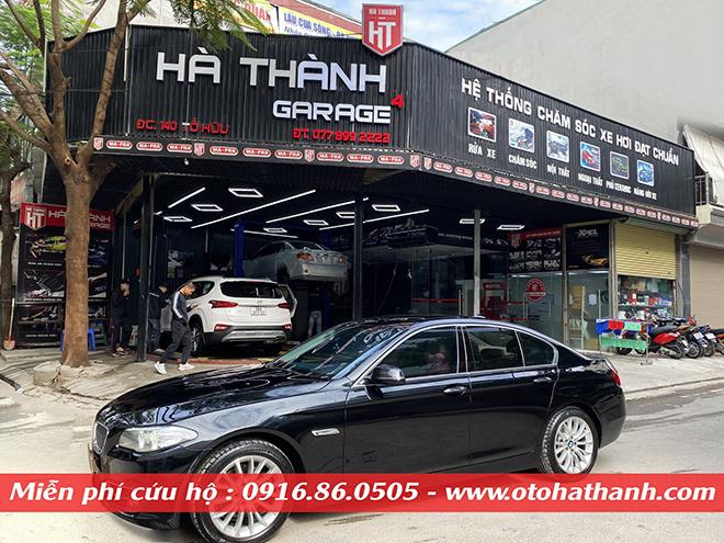 Hà Thành Garage cứu hộ ô tô miễn phí - 2