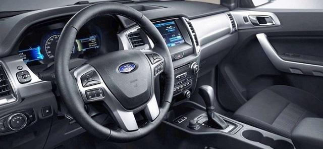 Ford Everest vs Hyundai SantaFe: Bạn thích hầm hố chắc khỏe hay sang trọng tiện nghi? - 7
