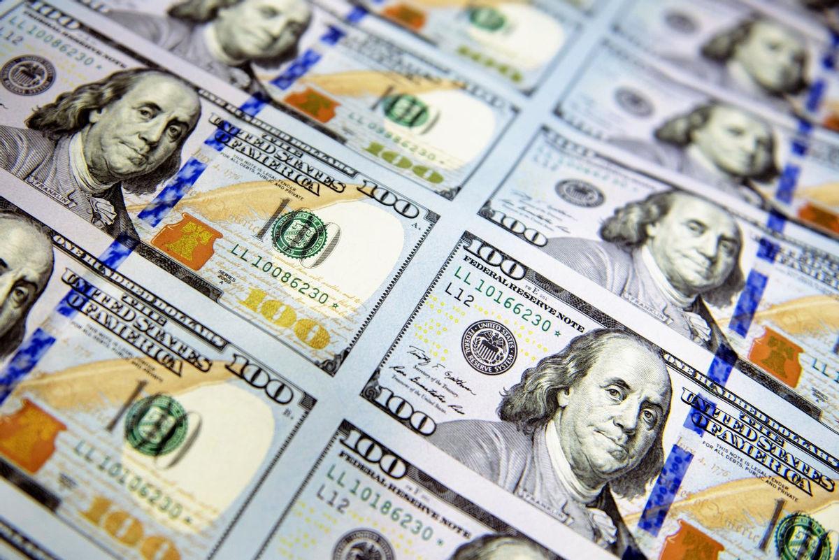 Tỷ giá USD hôm nay 28/4: Thoát khỏi mức đáy 8 tuần - 1