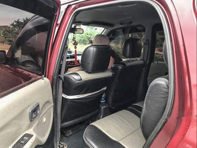Xe cũ Daihatsu Terios giá bán dưới 200 triệu đồng, giải pháp tối ưu trong mùa mưa - 9