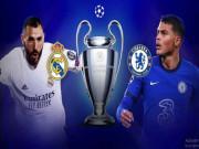 Nhận định bóng đá bán kết cúp C1 Real Madrid - Chelsea: Thư hùng đỉnh cao, ẩn số Hazard