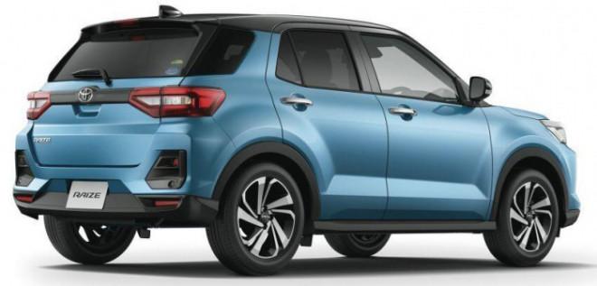 Xe gầm cao cỡ nhỏ Toyota Raize sắp ra mắt, giá chỉ từ 230 triệu đồng - 5