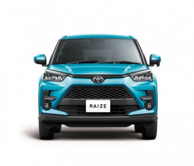 Xe gầm cao cỡ nhỏ Toyota Raize sắp ra mắt, giá chỉ từ 230 triệu đồng - 7