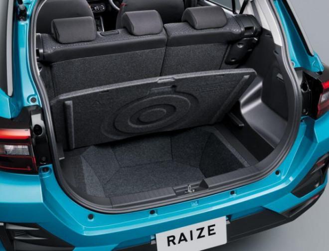 Xe gầm cao cỡ nhỏ Toyota Raize sắp ra mắt, giá chỉ từ 230 triệu đồng - 10