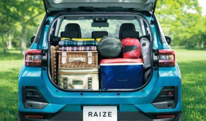 Xe gầm cao cỡ nhỏ Toyota Raize sắp ra mắt, giá chỉ từ 230 triệu đồng - 9