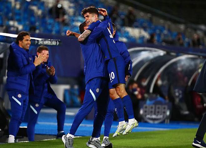 Kết quả Cúp C1 Real Madrid - Chelsea: Khởi đầu bùng nổ, phút xuất thần siêu sao - 1