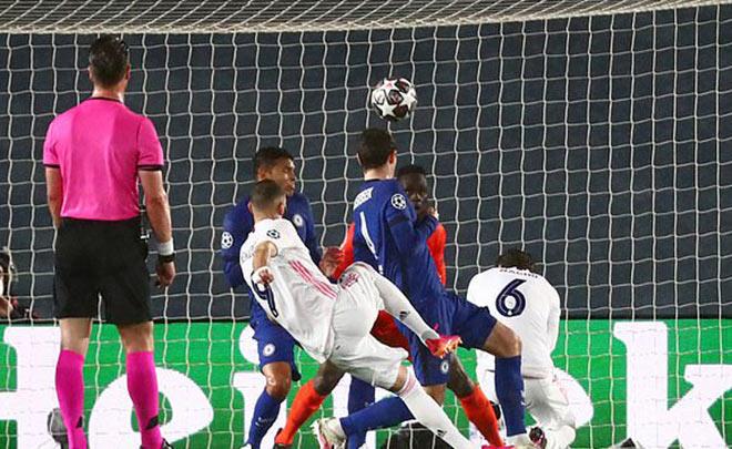 Kết quả Cúp C1 Real Madrid - Chelsea: Khởi đầu bùng nổ, phút xuất thần siêu sao - 2