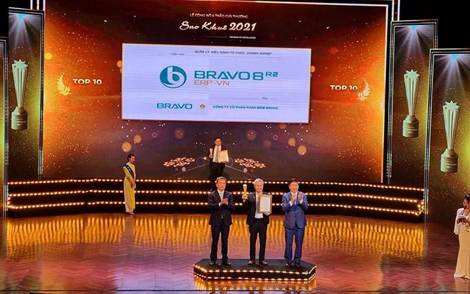 BRAVO vươn mình cùng Sao Khuê - giải thưởng danh giá của ngành CNTT - 1