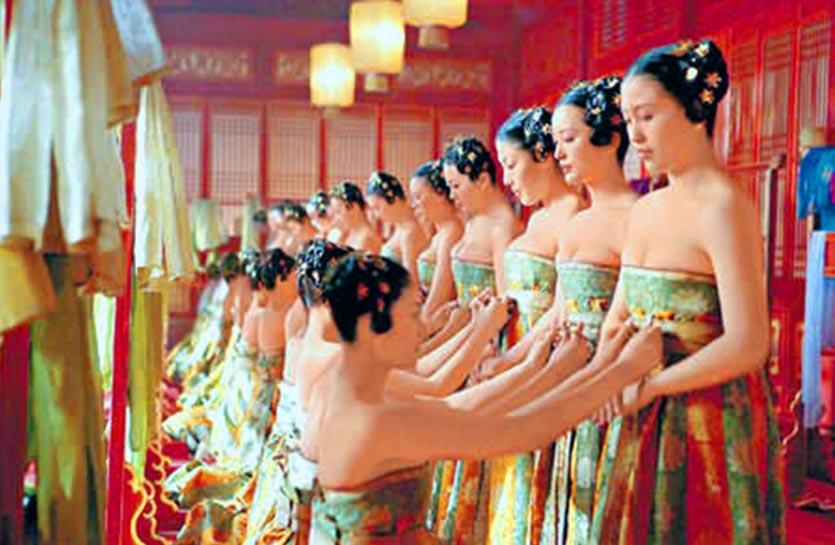 Kinh ngạc hậu cung vua chúa Trung Hoa: 2 vạn phi tần phục vụ một hoàng đế - 1