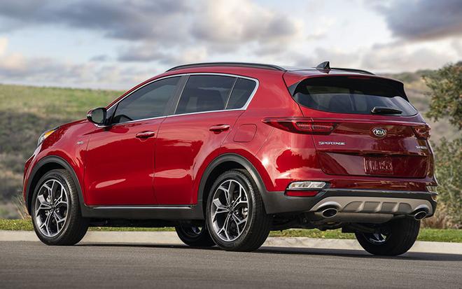 KIA bất ngờ tung Sportage facelift cận kề ngày ra mắt phiên bản mới - 4
