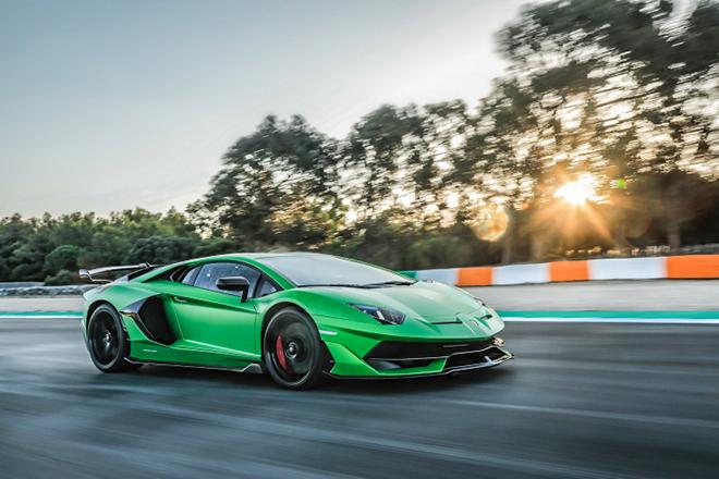 Lamborghini ghi nhận tăng trưởng cao trong 3 tháng đầu năm 2021 - 4