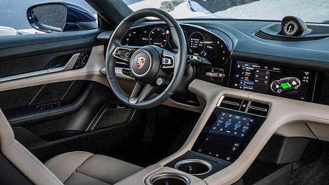 Loạt xe điện Porsche Taycan chính hãng có mặt tại Việt Nam, giá bán từ hơn 4,7 tỷ đồng - 5