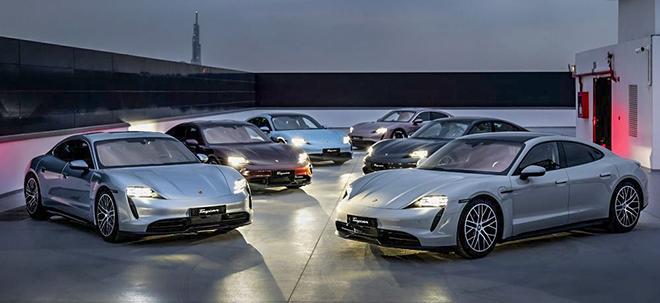 Loạt xe điện Porsche Taycan chính hãng có mặt tại Việt Nam, giá bán từ hơn 4,7 tỷ đồng - 4
