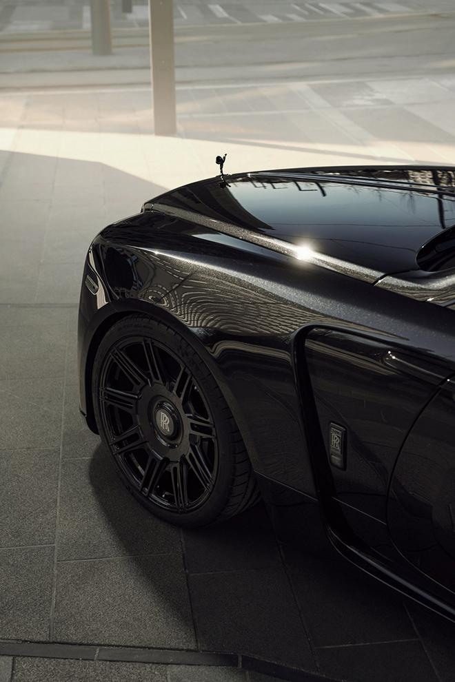 Rolls-Royce Black Badge Wraith biến hình chất ngất qua tay hãng độ Spofec Overdose - 12