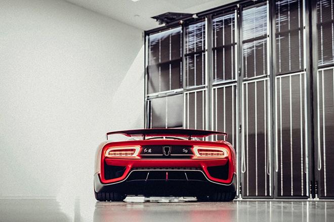 Siêu xe Hongqi Trung Quốc chính thức ra mắt, mạnh 1.400 mã lực và giá bán hơn 50 tỷ đồng - 5