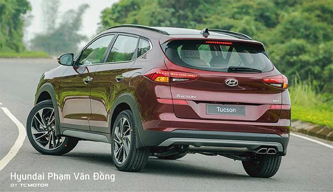 Vì sao Hyundai Tucson 'làm mưa làm gió' thị trường Việt? - 2
