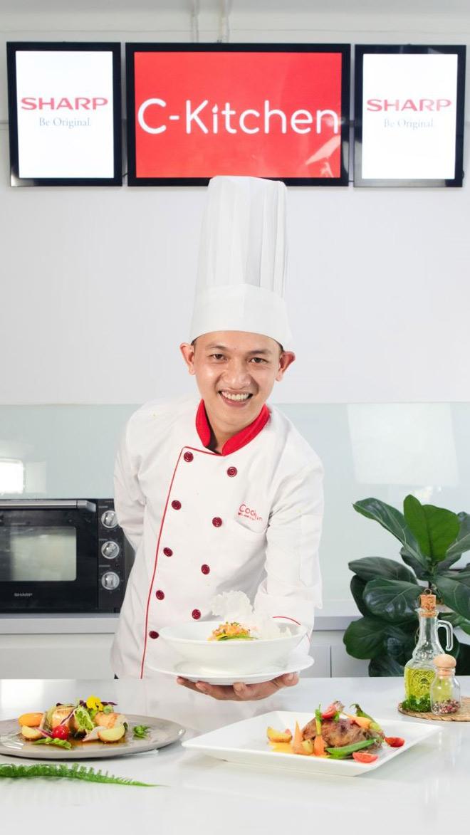 """Vũ Nhất Thông: """"Vị đầu bếp tài hoa"""" đồng sáng lập Eric Vũ Cooking Class truyền lửa cho giới trẻ - 1"""