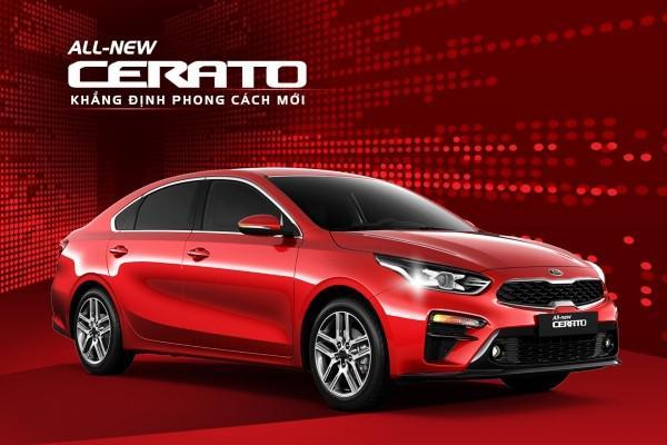 Giá xe KIA Cerato mới nhất tháng 5/2021 với đầy đủ thông số kỹ thuật - 1