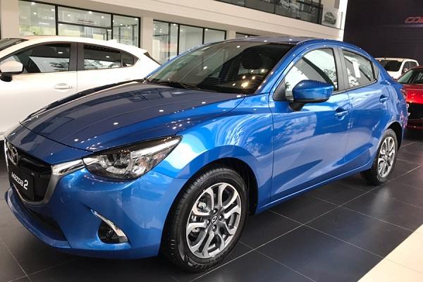 Bảng giá xe Mazda tháng 5/2021, giá niêm yết và lăn bánh của các dòng xe - 1