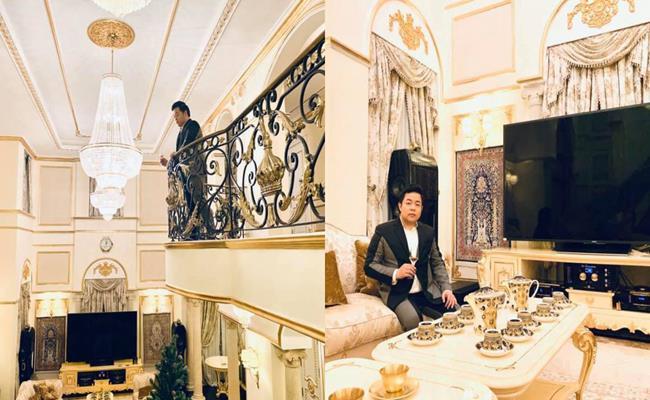 Sau nhiều năm hoạt động trong showbiz, Quang Lê sở hữu khối tài sản khổng lồ, trong đó phải kể đến những căn biệt thự đắt đỏ.